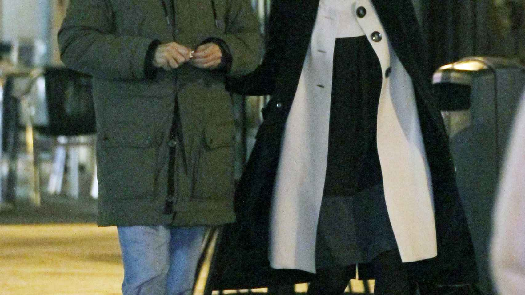 Miguel Barroso y su ex pareja Carme Chacón