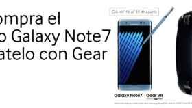 El Samsung Galaxy Note 7 ya está disponible para su reserva en España