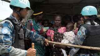 La ONU tiene miles de efectivos en Sudán del Sur.