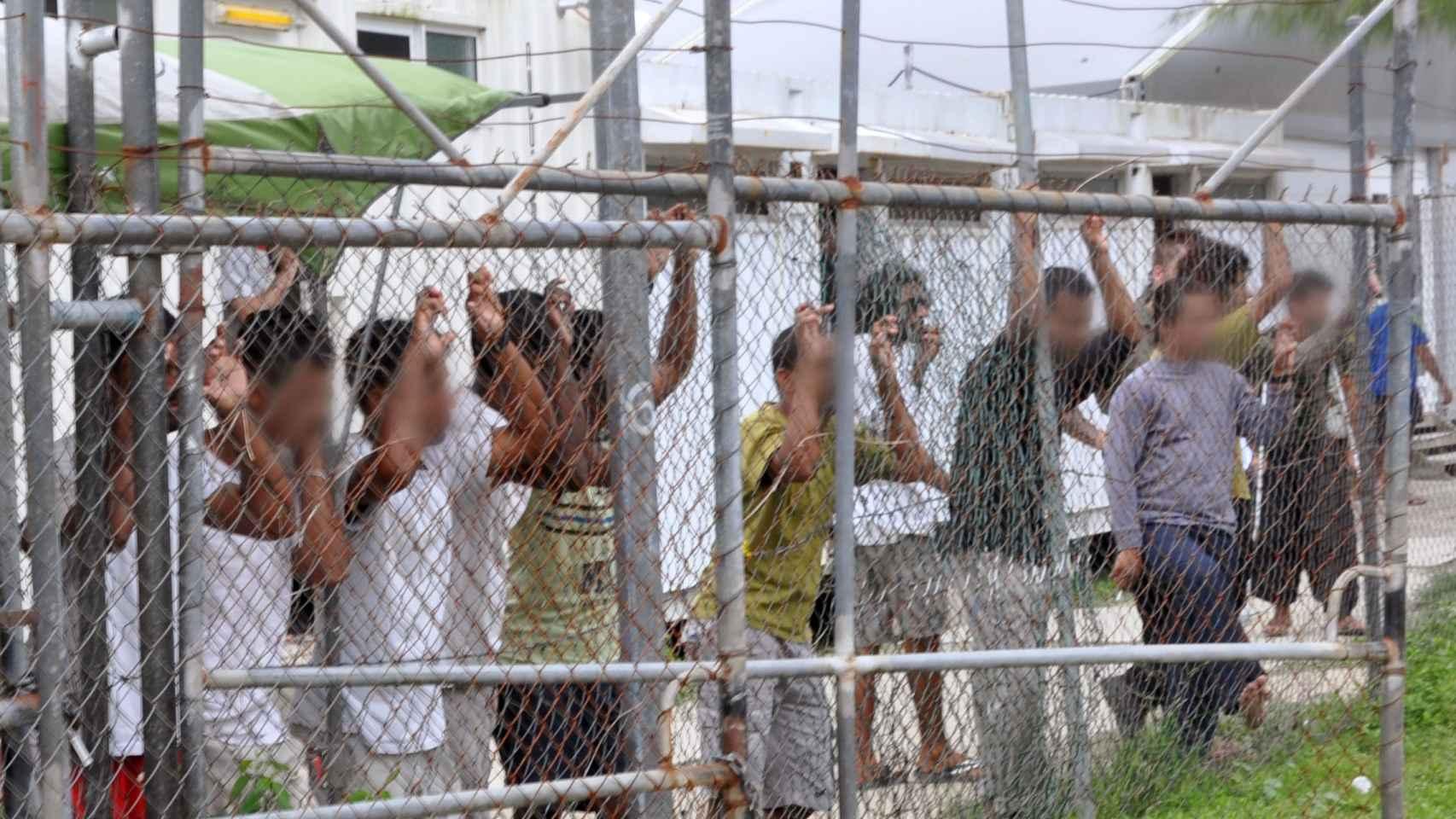 Australia no admitirá a los reclusos de Manus en sus fronteras.