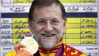 Para los tuiteros, Rajoy claramente #DeberiaSerDeporteOlimpico.