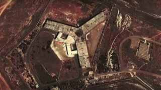 Saydanaya está 30 kilómetros al norte de Damasco