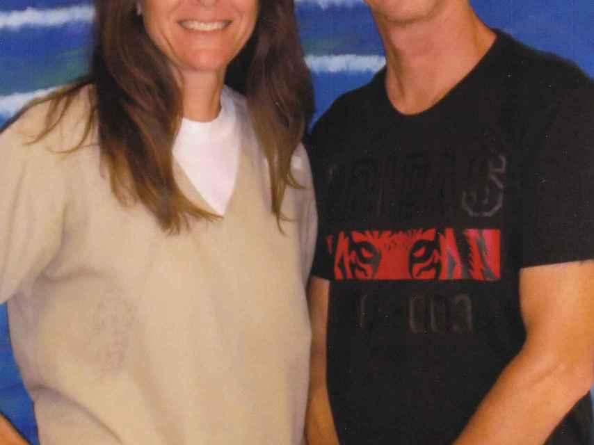 Los hermanos Lisa (46) y Bill (45) en una imagen reciente de 2016.