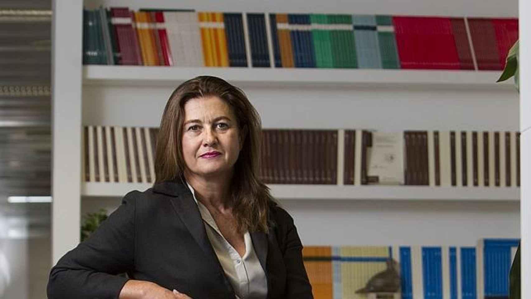 La expresidenta del Círculo de Empresarios, Mónica Oriol