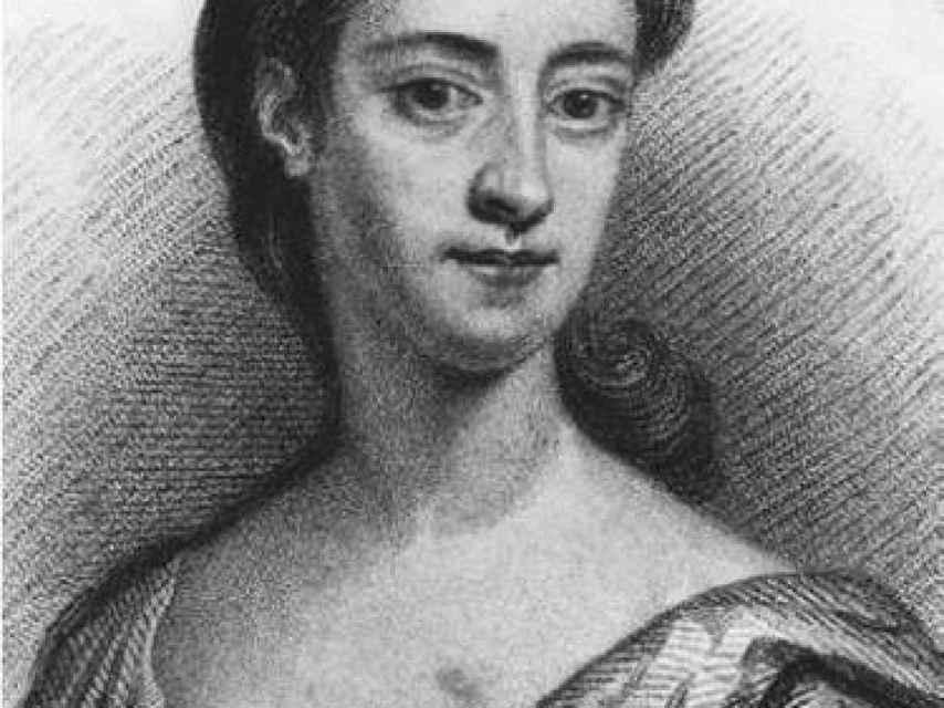"""Margaret Cavendish, la """"loca"""" que firmaba sus propios libros."""