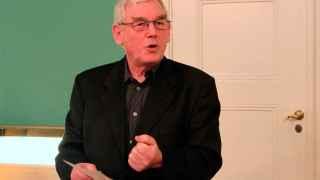 El ex comisario europeo Poul Nielson trabaja para el Consejo Nórdico.