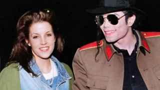 Michael Jackson y Lisa Marie Preysler