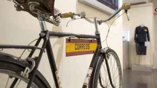 La bicicleta, el cebo de la exposición.
