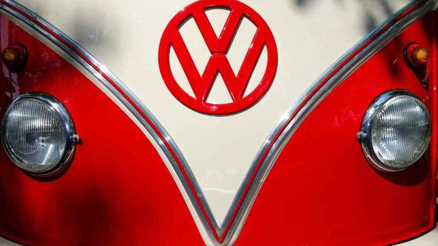 Furgoneta de Volkswagen.