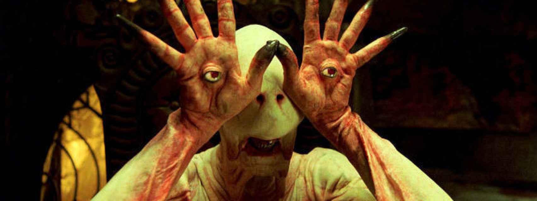 Fotograma de El laberinto del fauno, de Guillermo del Toro.