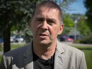 Imagen del vídeo difundido por EH Bildu protagonizado por Arnaldo Otegi.