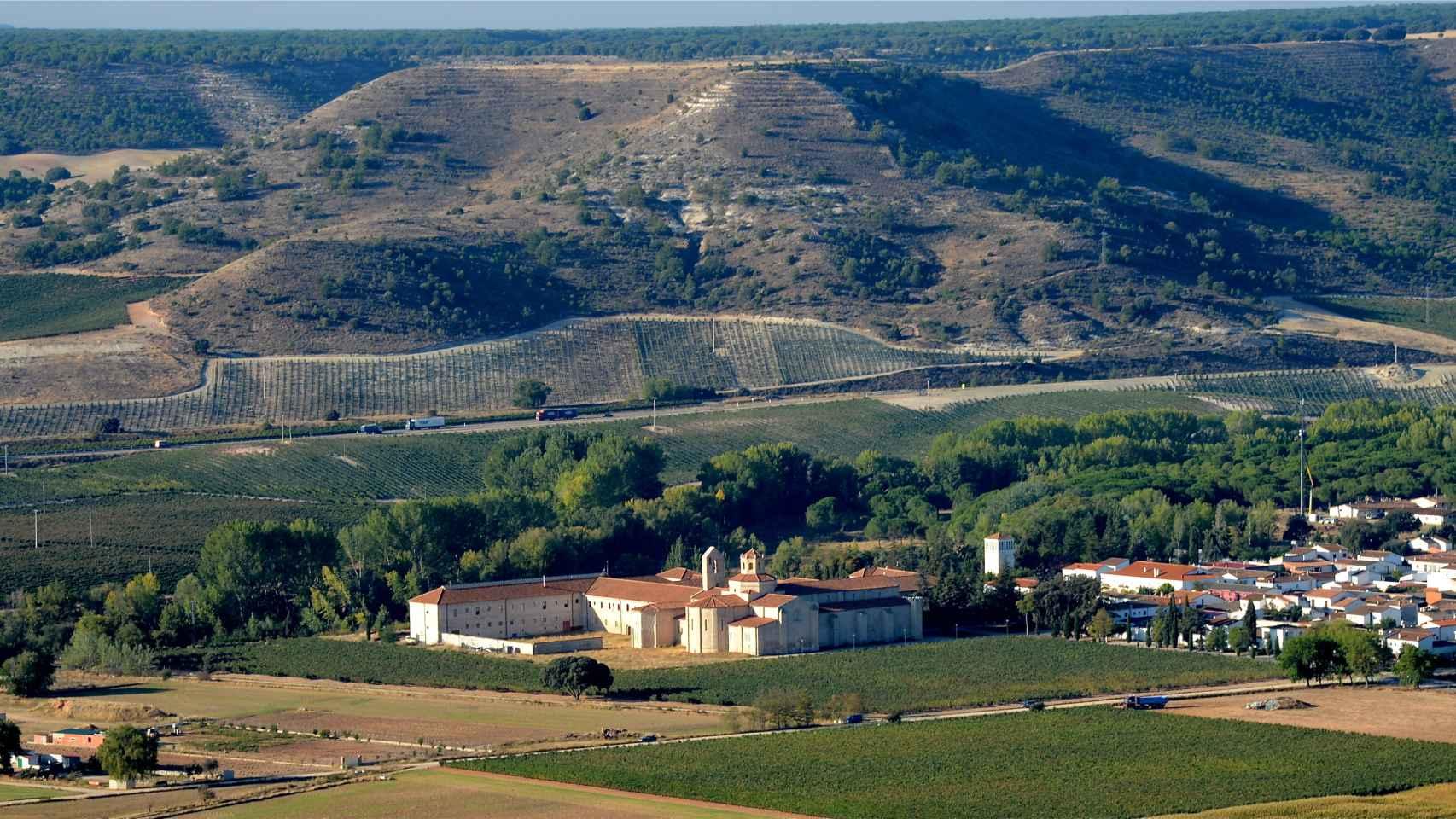 Monasterio de Valbuena.