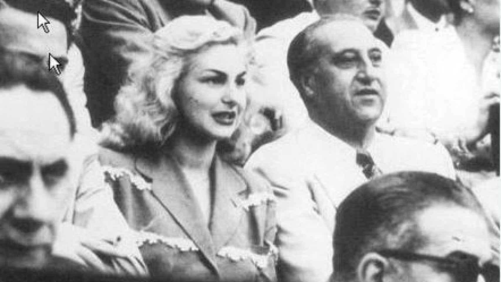 Carmen Broto fue asesinada en 1949.