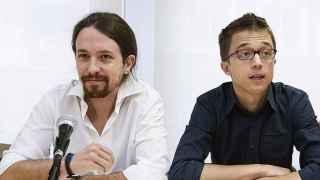 Iglesias y Errejón dicen que son los vascos quienes 'deciden' si Otegui se presenta o no al '25-S'