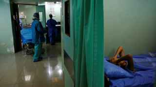 Los hospitales de Venezuela afrontan la crisis.