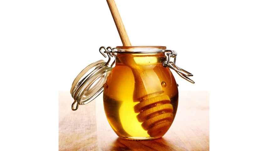 Cosmética con miel y derivados