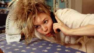 Renée Zellweger en su papel en Bridget Jones.