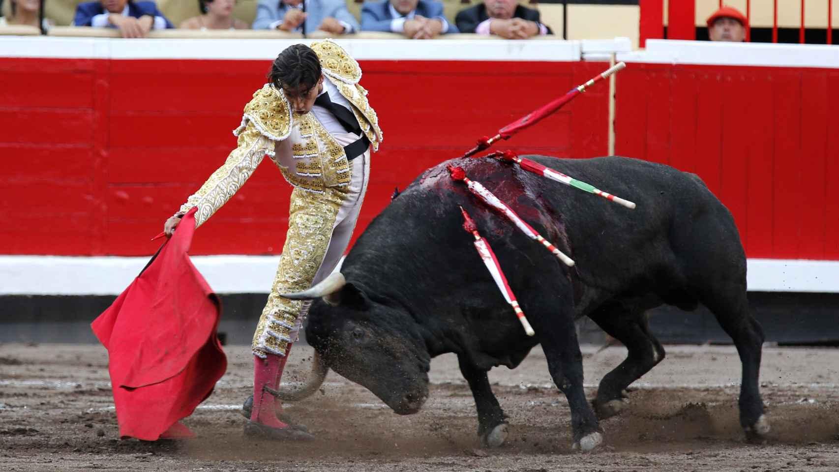 El diestro Curro Díaz.