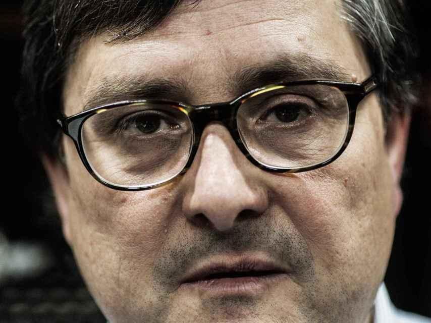 Marhuenda dirige La Razón desde febrero de 2008.