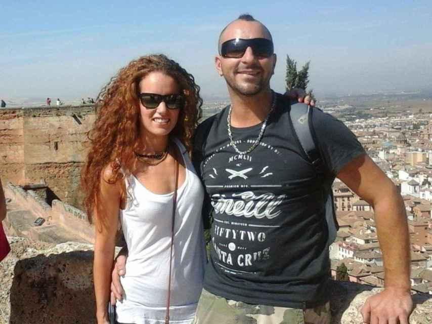 Ana y Christian, una pareja cruzada por la tragedia del terremoto de Italia.