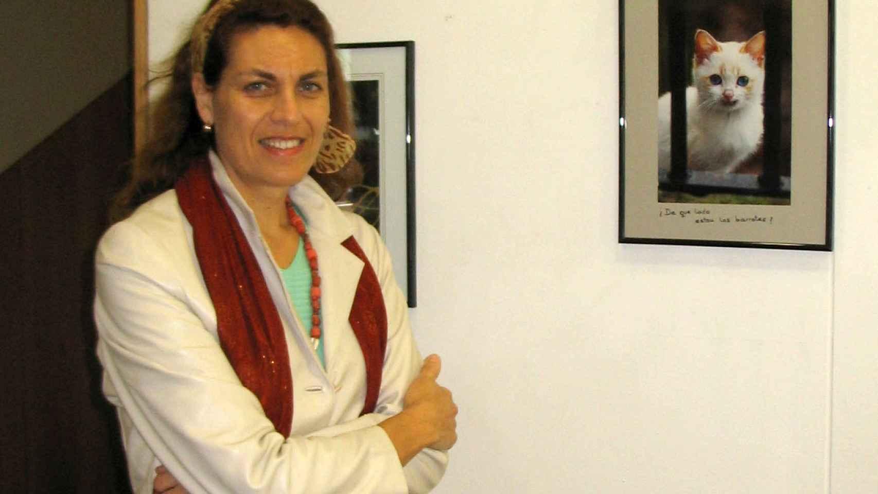 Carmen Cienfuegos es la candidata de la coalición Unidos Sí por el Futuro a la Xunta