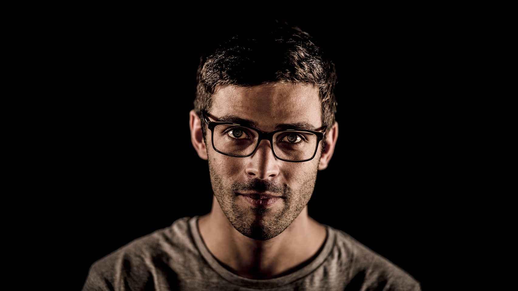 Célio Pires de la sección de Diseño.