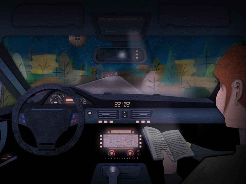 Vehículos autónomos y ciencia-ficción