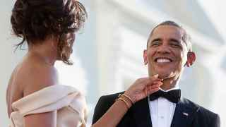El primer helado que se comieron Michelle y Barack Obama llevado al cine