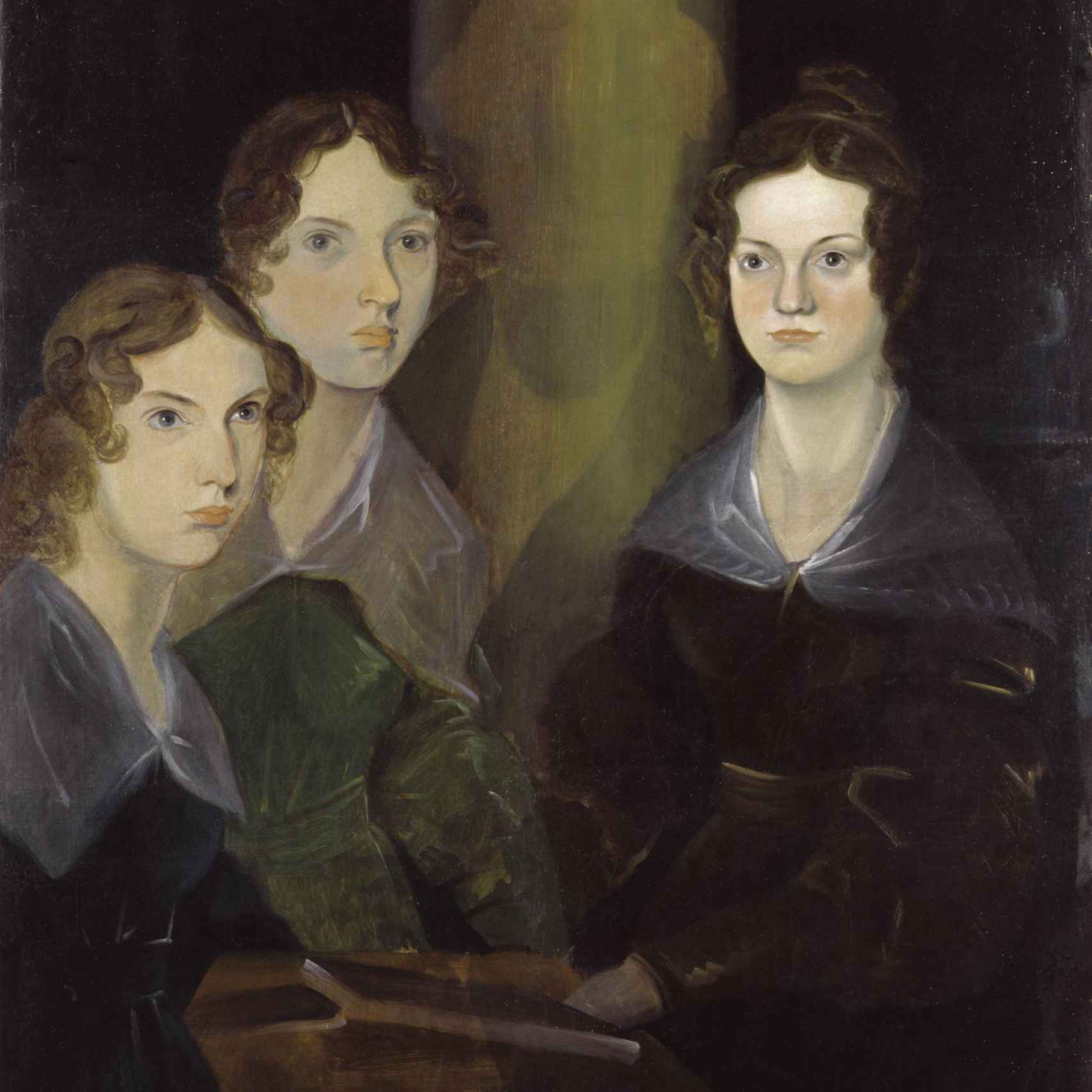 Las hermanas Bronte.