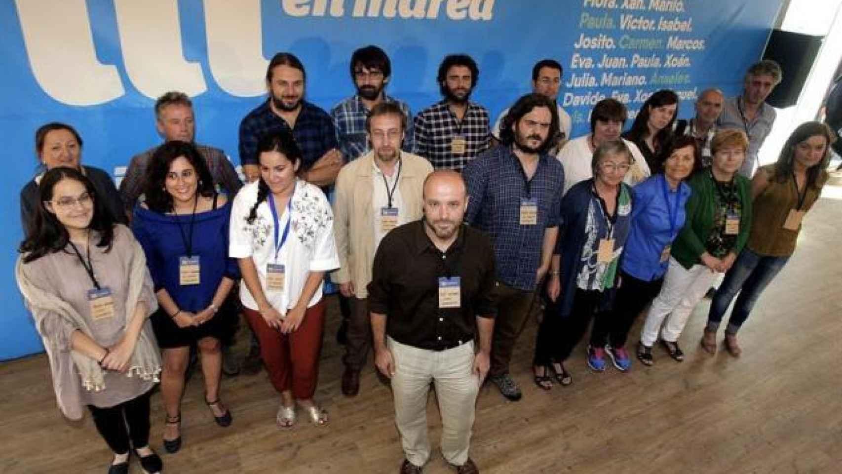 El equipo de Villares ya prepara las elecciones