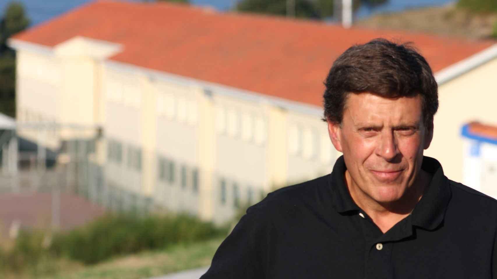 Juan Carlos Quer, el padre de la joven desaparecida.