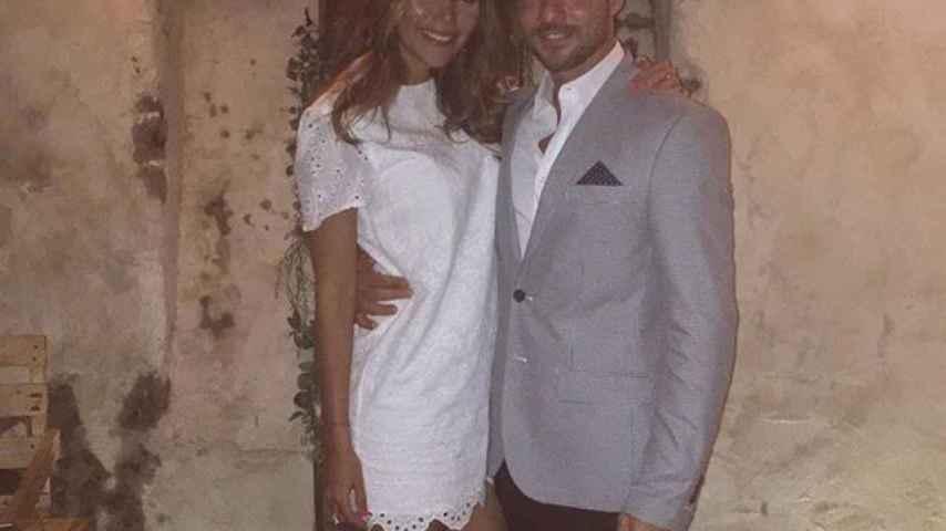 David Bisbal y su novia Rosanna Zanetti
