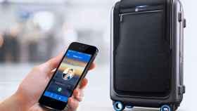 Bluesmart, la maleta inteligente que protege tus pertenencias