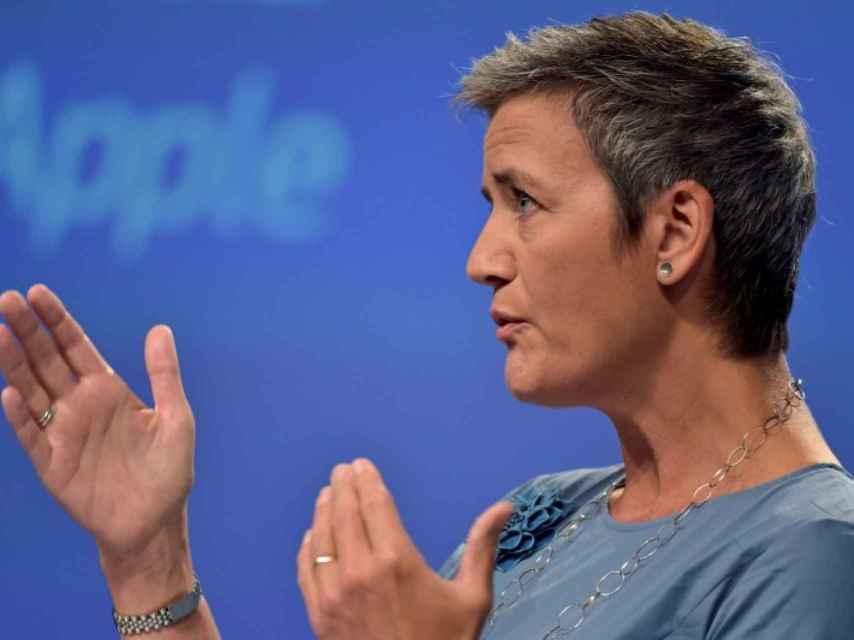 Vestager es la comisaria estrella del equipo de Jean-Claude Juncker