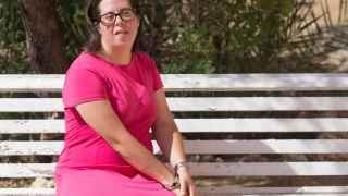 Isabel García Sánchez-Escalonilla tiene síndrome de Down.