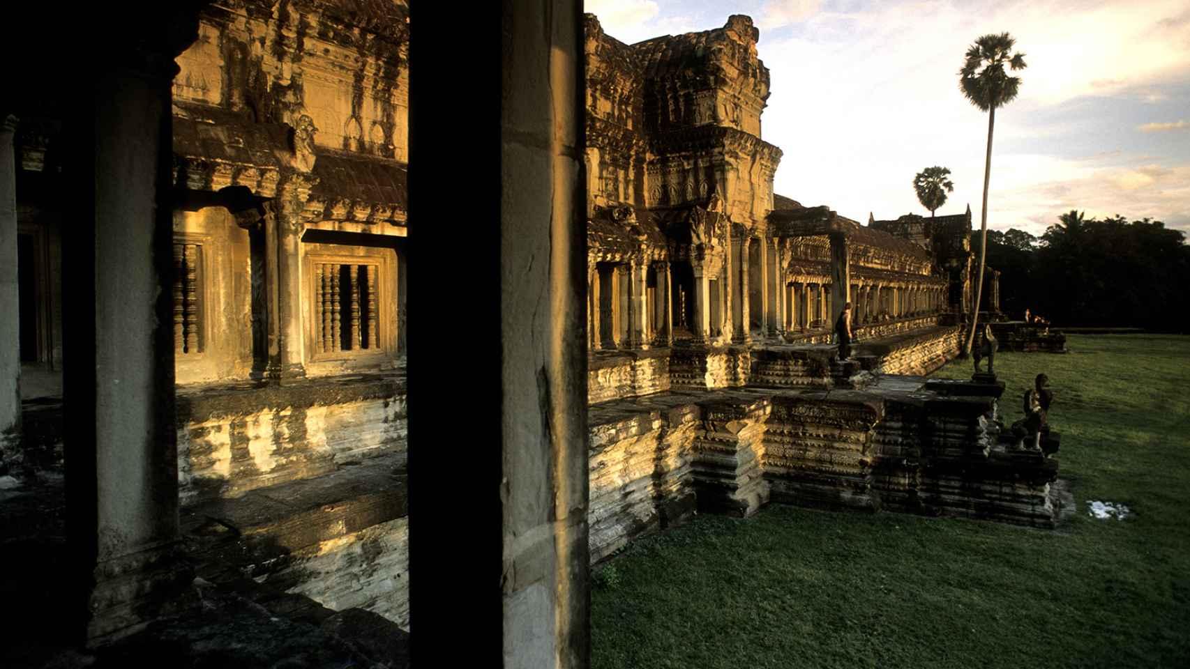 Angkor, a la medida de los dioses
