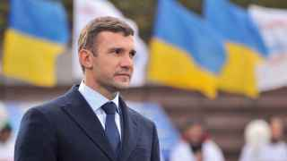 Shevchenko, nuevo entrenador de Ucrania.