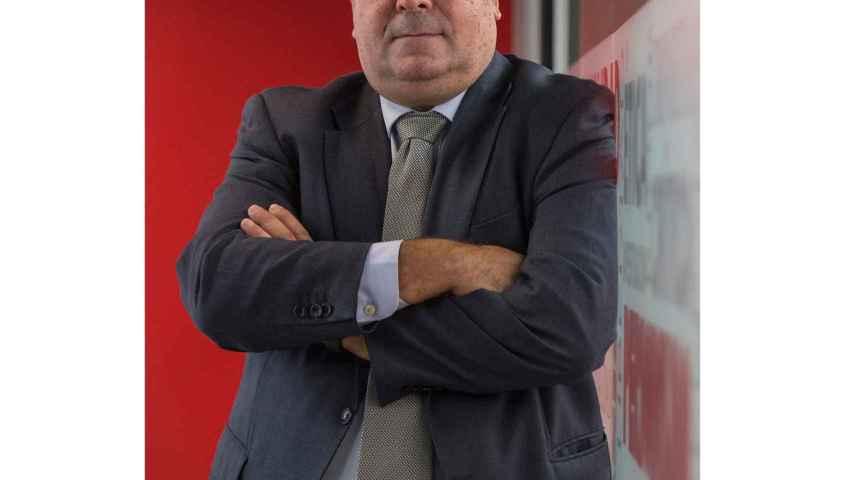 El director de 'Crónica Global', Xavier Salvador.