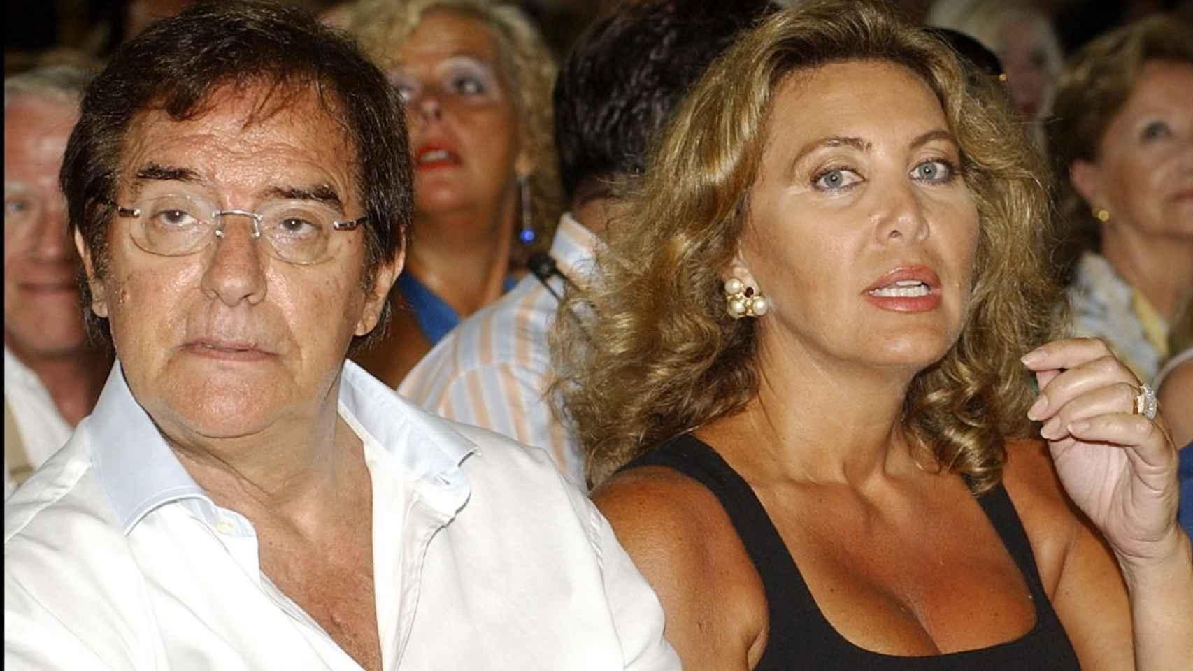 José Frade y Norma Duval.
