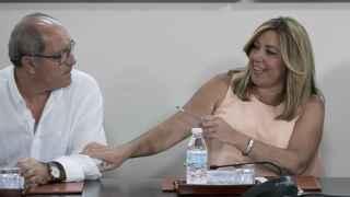 SUSANA DÍAZ PRESIDE REUNIÓN EJECUTIVA REGIONAL PSOE ANDALUZ EN SEVILLA