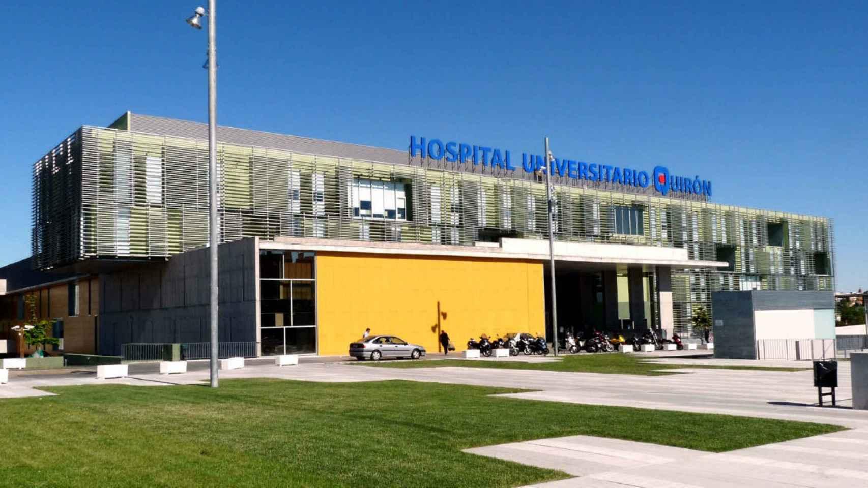 Hospital universitario Quirónsalud de Madrid.
