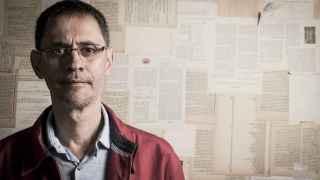 El escritor colombiano -y secreto- Pablo Montoya.