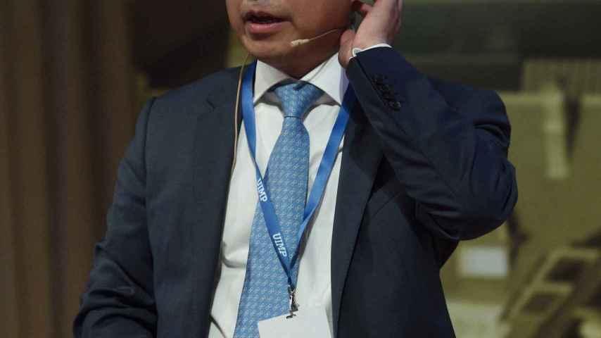 El consejero de Huawei en España, Tony Jin Yong.