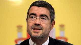 Fernando Jiménez Latorre cuando era secretario de Estado de Economía.