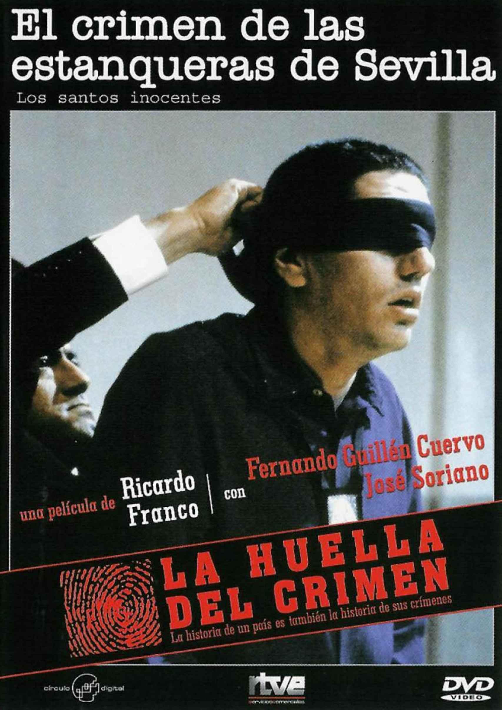 La huella del crimen fue una serie de TVE en la que se recreó este caso.
