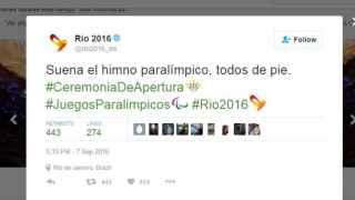 La macabra metedura de pata del Comité Olímpico con los paralímpicos de Río