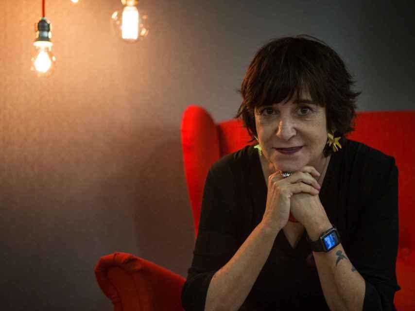 La periodista y escritora Rosa Montero.