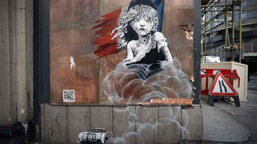 ¿Podría ser Banksy una mujer?