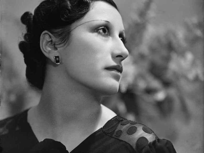 Rosa Maria Arquimbau, la feminista que escribía con pintalabios.