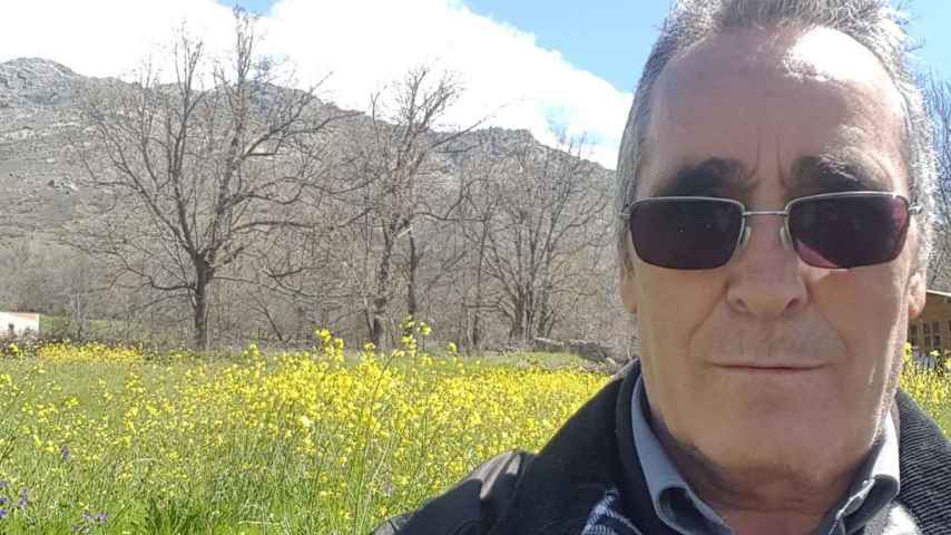 Ramón, el hombre que sucumbió a una garrapata perdida en Ávila